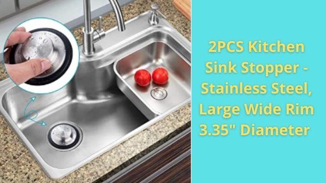 kitchen sink stopper
